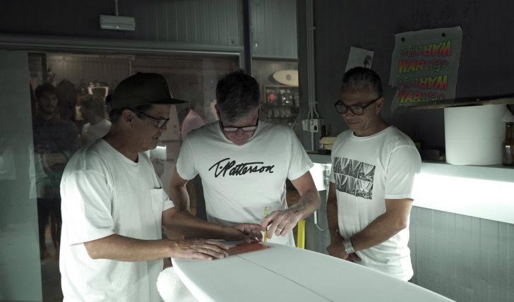 47830Meet & Greet com Jon Pyzel & Timmy Patterson na Polen Store foi um autêntico festão