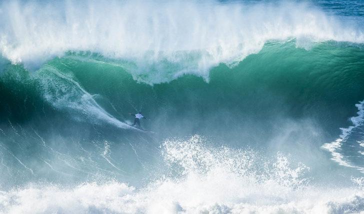 48289O tubo épico de Natxo Gonzalez no Nazaré Challenge || 1:04