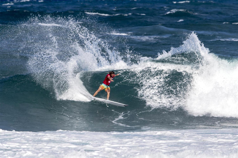 48151Frederico Morais eliminado no Hawaiian Pro