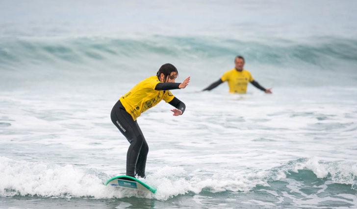 48597Portugal soma e segue no Mundial de Surf Adaptado