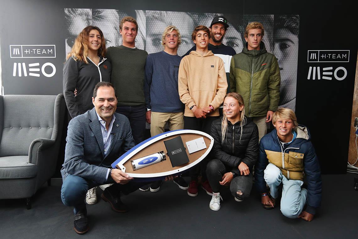 50158MEO apresenta H-Team, a nova equipa de surf