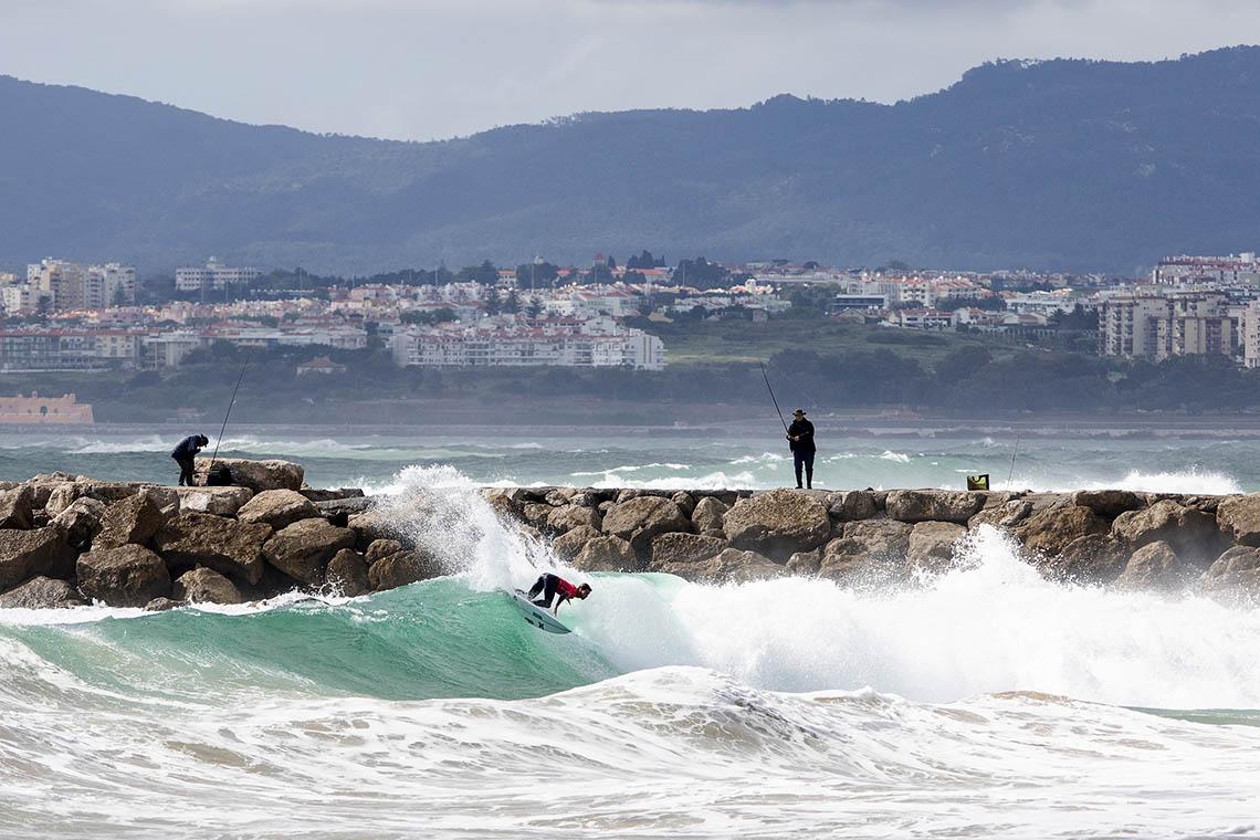 50104Maratona de heats no Caparica Surf Fest | Dia 1