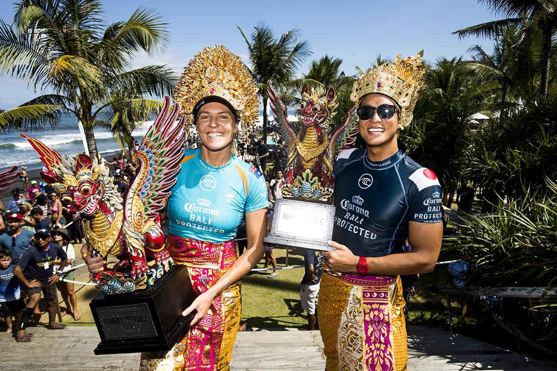 50725Kanoa Igarashi & Stephanie Gilmore vencem o Corona Bali Protected