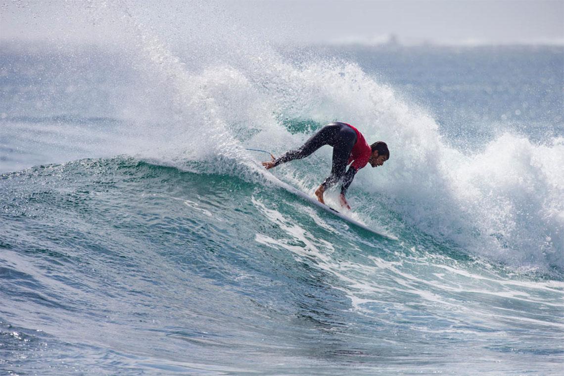 51192Pedro Coelho termina em 13º lugar no Vic Bay Classic