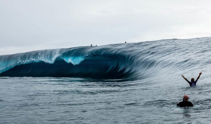 51970Os melhores momentos de um dia épico no Tahiti Pro Teahupo'o