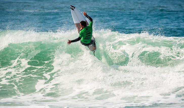 """52521""""Armada Lusa"""" reduzida a um surfista no dia 1 do EDP Billabong Pro Ericeira"""