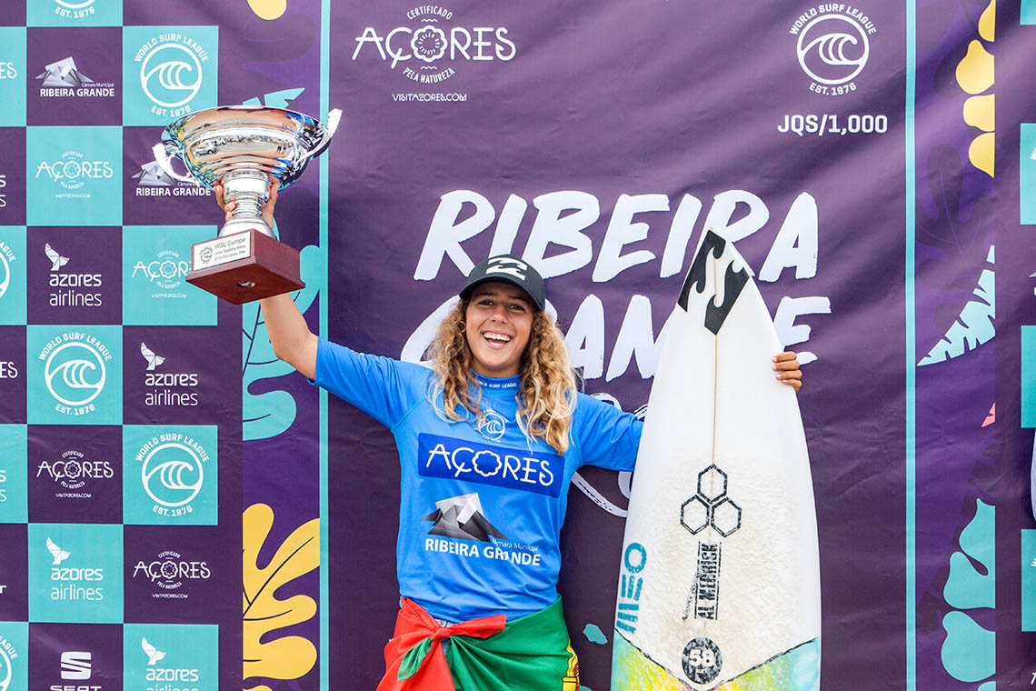 52273Mafalda Lopes conquista o título Europeu Pro Junior