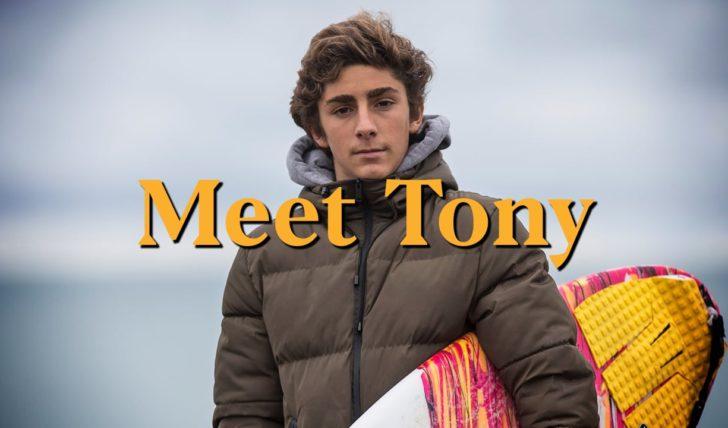 52415Meet Tony | A história de um big wave rider português de 15 anos || 3:59