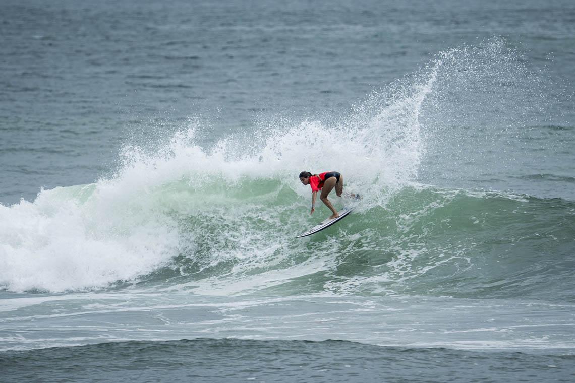52149Portuguesas eliminadas no ISA World Surfing Games no Japão
