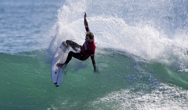 "52653Liga ""ONFIRE Surf Powered by Billabong"" | Heat Draw muda no Quiksilver Pro France"