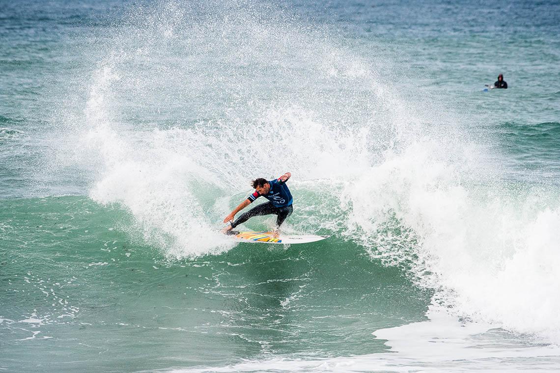 "52879Liga ""ONFIRE Surf Powered by Billabong"" | Os heats dos portugueses no MEO Rip Curl Pro Portugal"