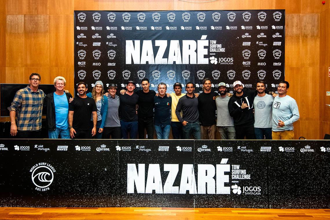 53113Período de espera do Nazaré Tow Surfing Challenge começa a 1 de Novembro