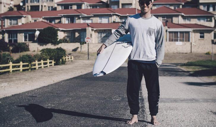52676Tomás Fernandes fala sobre a disputa pelo título da Liga MEO Surf de 2019 | Entrevista