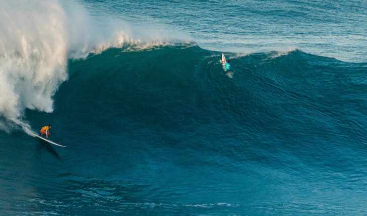 53298As duplas do Nazaré Tow Surfing Challenge – Team Europe