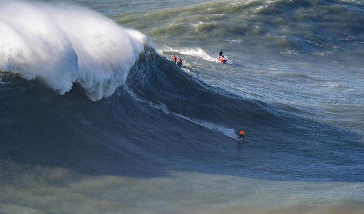 "53372Nic Von Rupp nomeado pela SURFER na categoria ""The Hardest Chargers"""