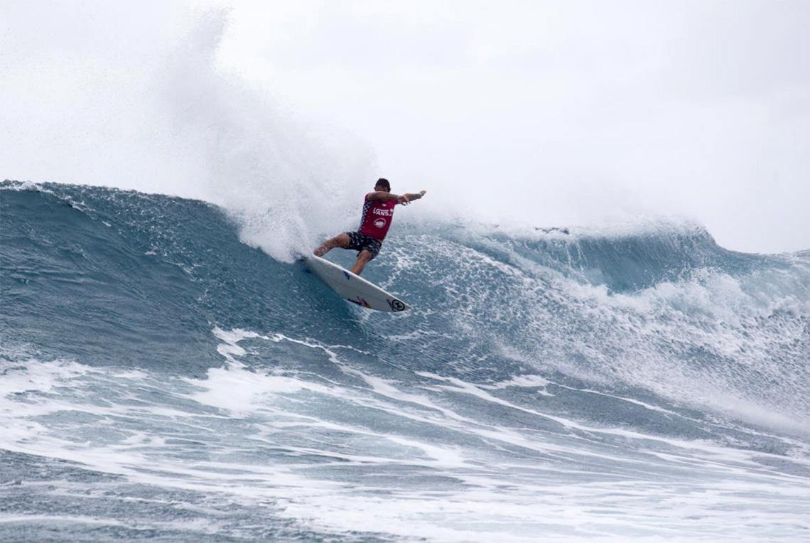 53377Vasco Ribeiro eliminado no round 2 do Hawaiian Pro