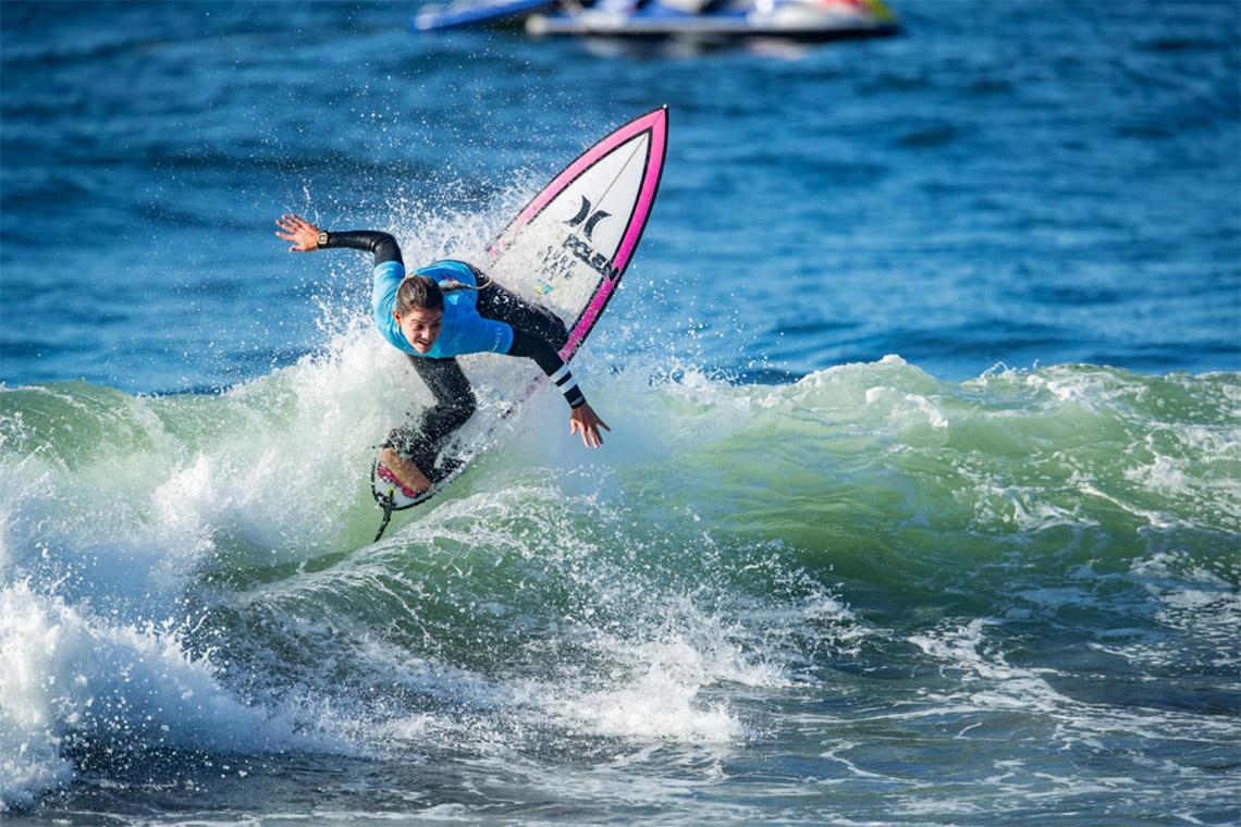 53869Carol Henrique, Yolanda Hopkins e Camilla Kemp terminam em 5º lugar no Maui And Sons Pichilemu Women's Pro