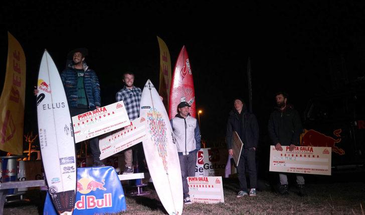 53906Alex Botelho termina em 3º lugar no Punta Galea Challenge