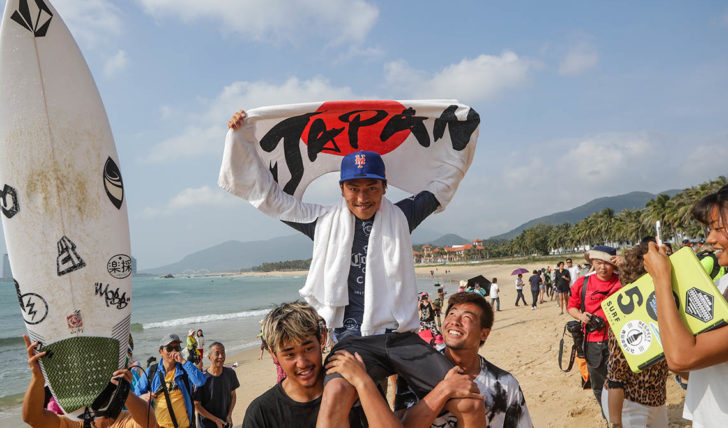 """54089Será o Japão a próxima """"grande potência"""" do surf mundial?"""