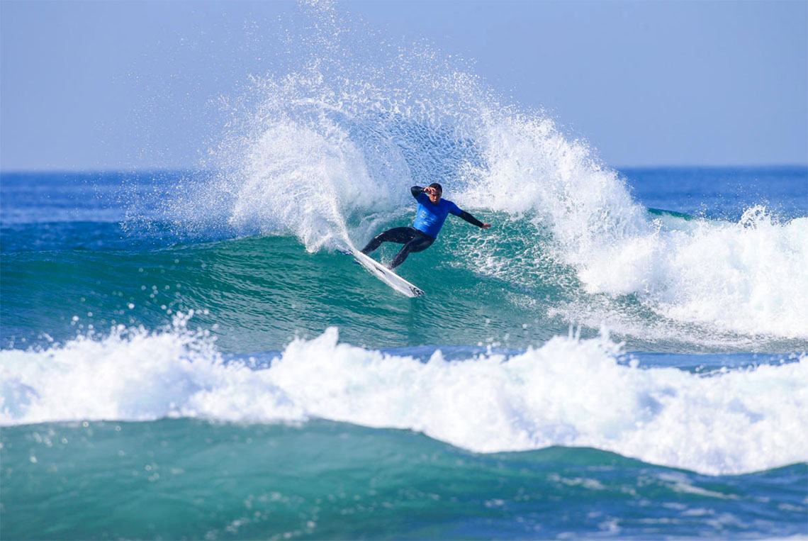54267Vasco Ribeiro & Frederico Morais no round 5 do Pro Taghazout Bay
