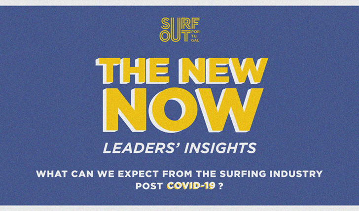 """55385Surf Out Portugal lança """"The New Now – Leaders' Insights"""""""