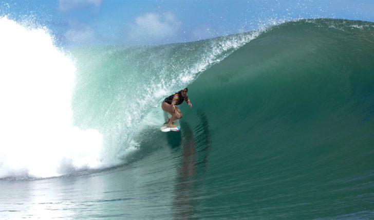 55262ISOLATION | O refúgio de Caroline Marks no Tahiti || 2:51