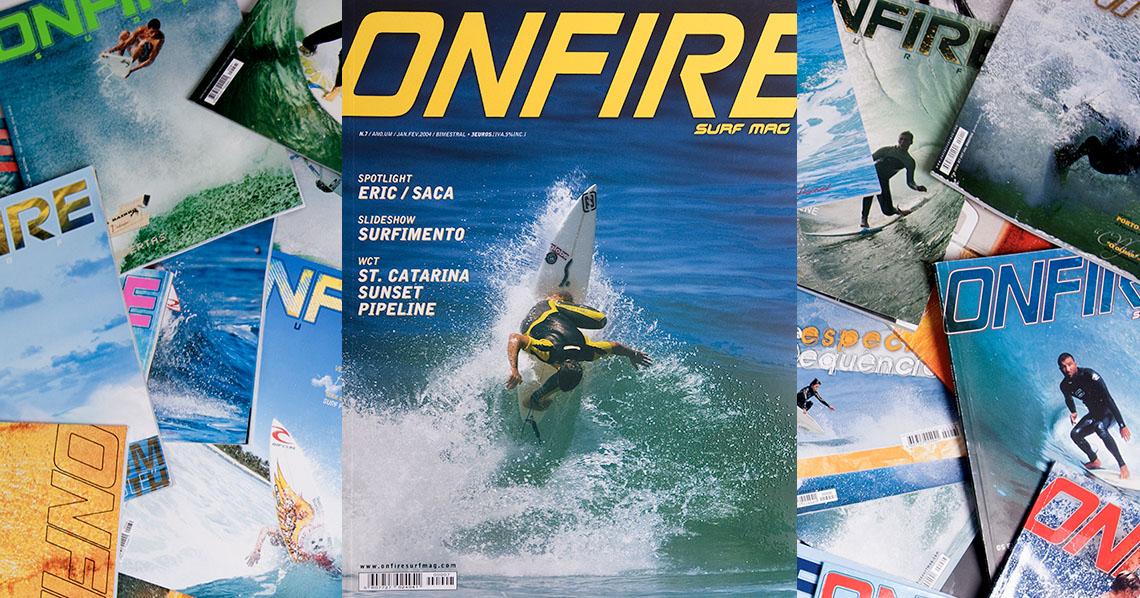 55871ONFIRE #7, a primeira capa digital de surf em Portugal