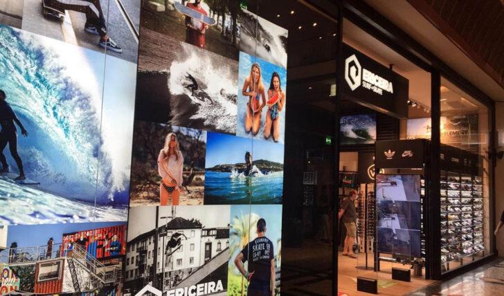 56122Ericeira Surf & Skate reabre loja do NorteShopping com nova cara