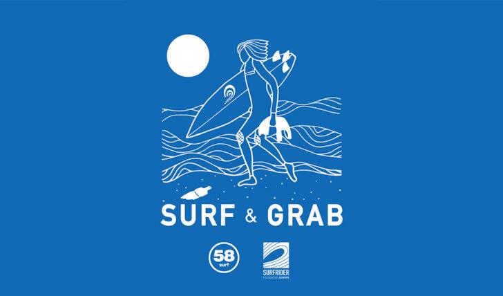 56890SURF & GRAB: 58 Surf apoia projeto da Surfrider Foundation Portugal