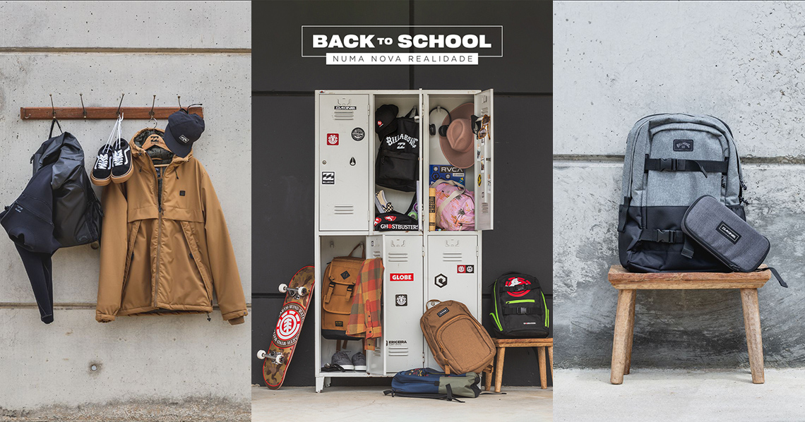 """57176Ericeira Surf & Skate lança """"Back to School numa nova realidade"""""""