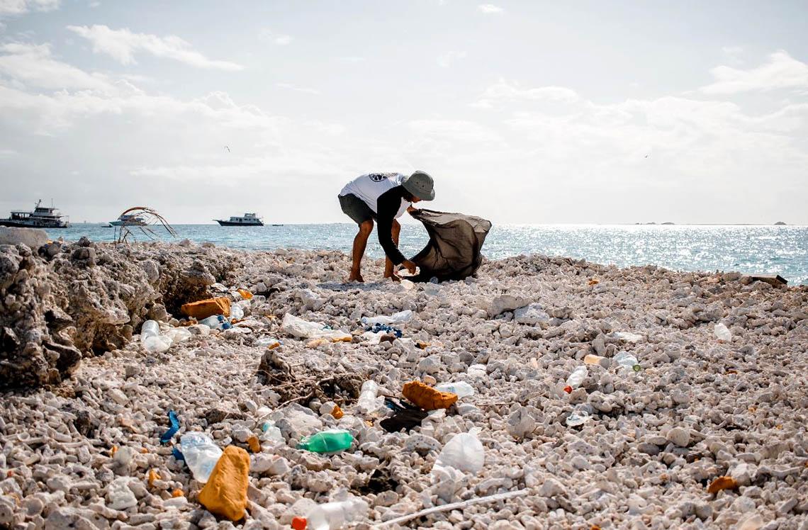 57415Renault Porto Pro celebra o World Clean-Up Day com limpeza de praia