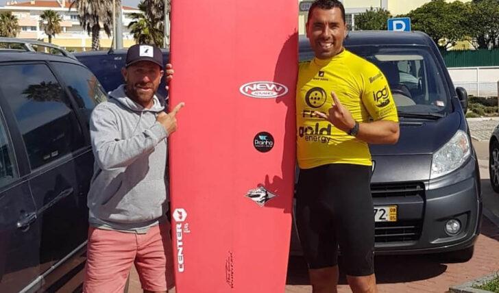 57768Bruno Grandela, Inês Martins e António Dantas sagram-se campeões nacionais de Longboard