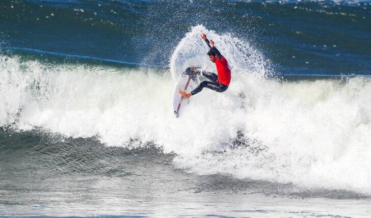 57798Guilherme Ribeiro & Afonso Antunes destacam-se no round 1 do Junior Pro Espinho