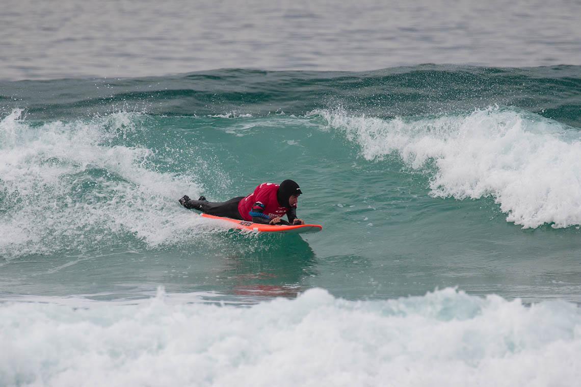 57774Nuno Vitorino vence Nacional Britânico de Surf Adaptado