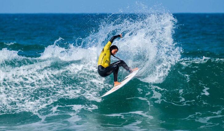 57887Decisão pelo título masculino da Liga MEO Surf de 2020 adiada para o último dia de prova
