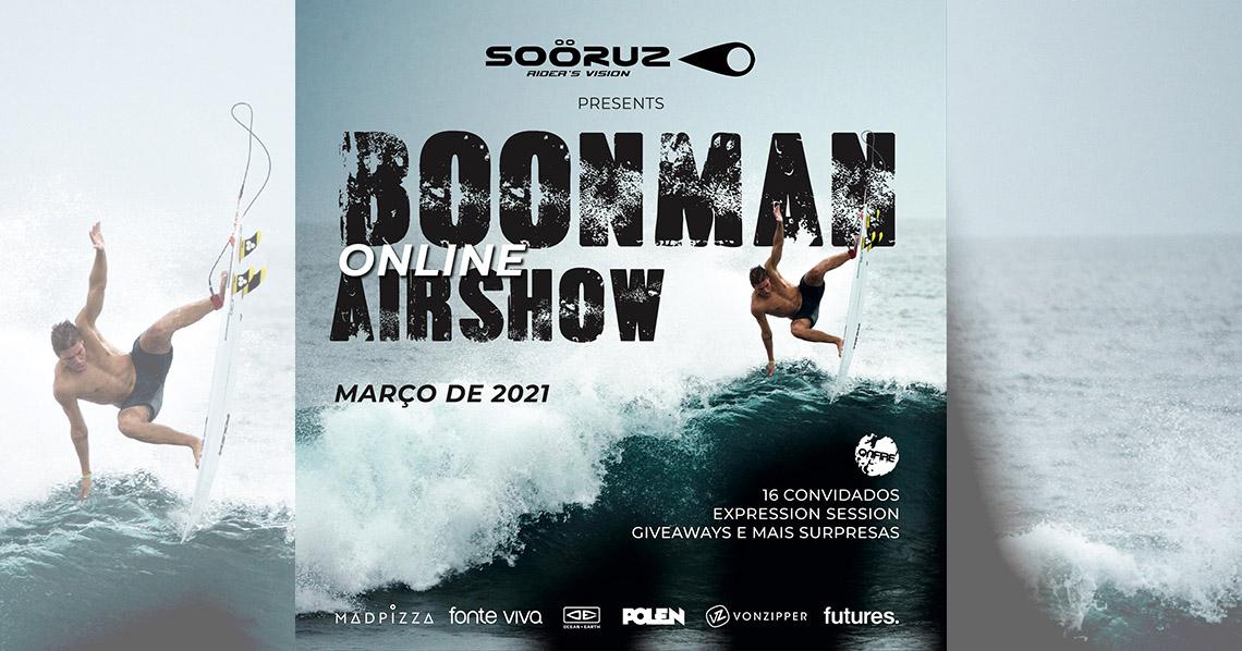 59461O Boonman Air Show está de volta!!