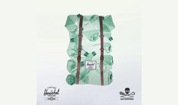 59904Herschel lança linha ecológica feita de garrafas de plástico 100% reciclado…