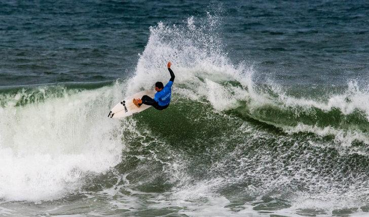60266Dia dramático de competição para os surfistas portugueses no Estrella Galicia Santa Cruz Pro