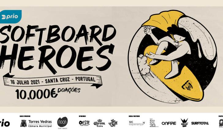 61119PRIO Softboard Heroes: já são conhecidas as equipas que irão doar 10 mil euros a associações portuguesas