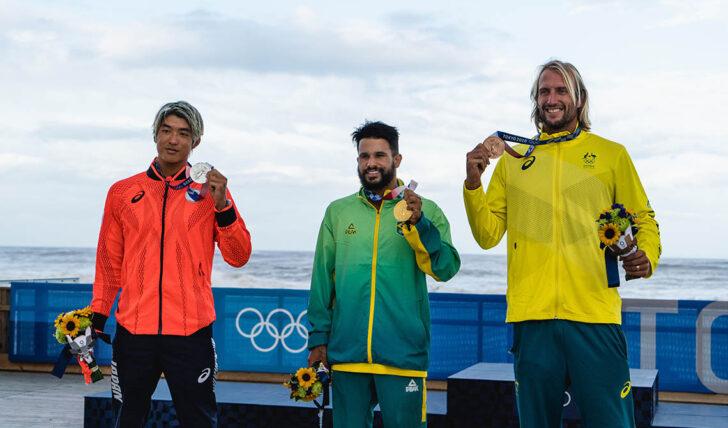 61301Ítalo Ferreira e Carissa Moore conquistam o ouro olímpico