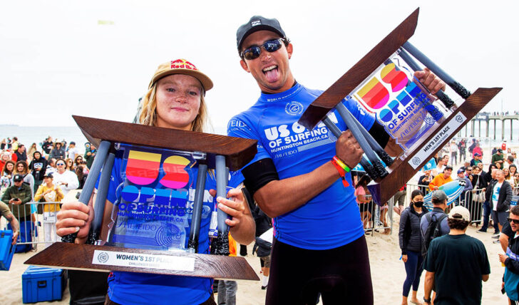 61990Griffin Colapinto e Caitlin Simmers vencem o US Open of Surfing