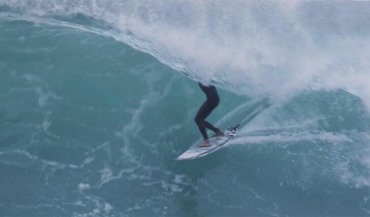 62001Sunflower – O surf de linha de Arran Strong na Madeira…