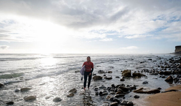 61717Francisca Veselko é a nova campeã nacional de surf